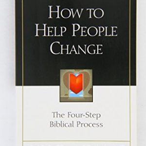 How to Help People Change